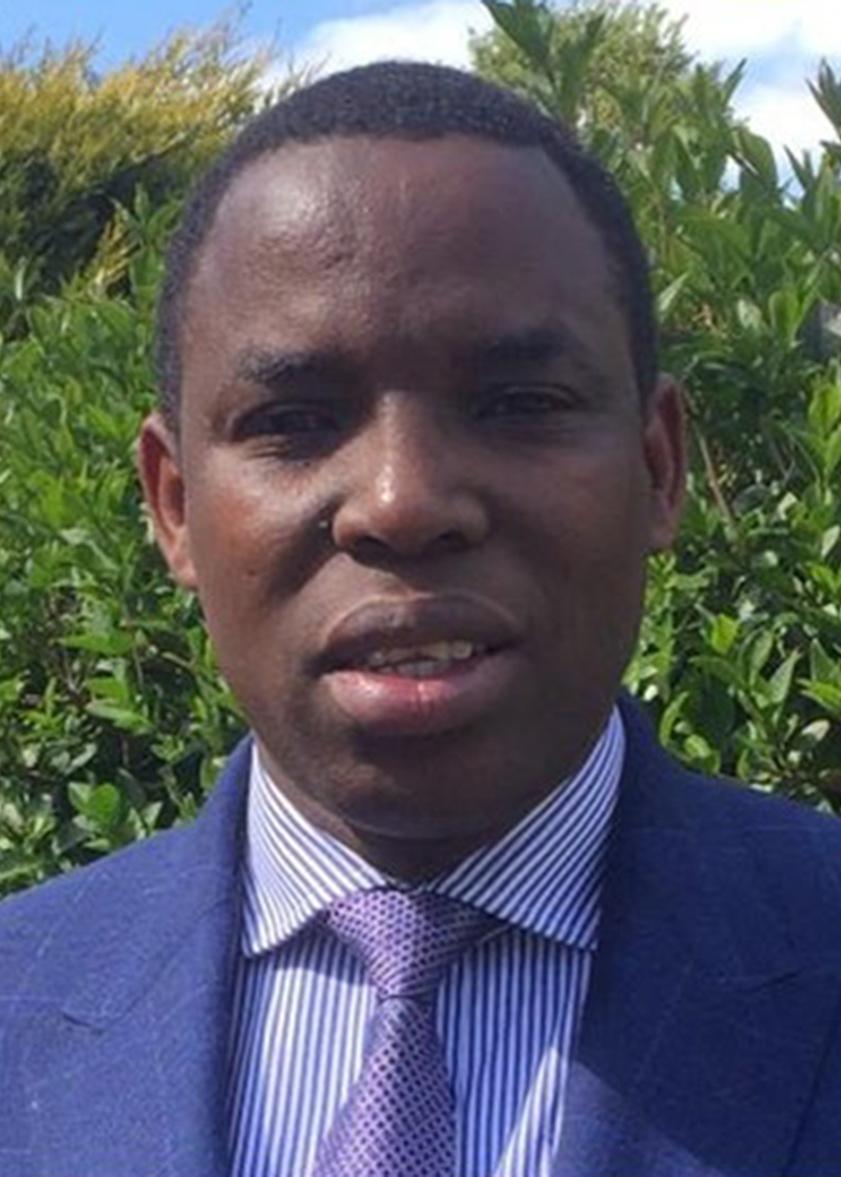 Pastor Nzayi Dieudonne